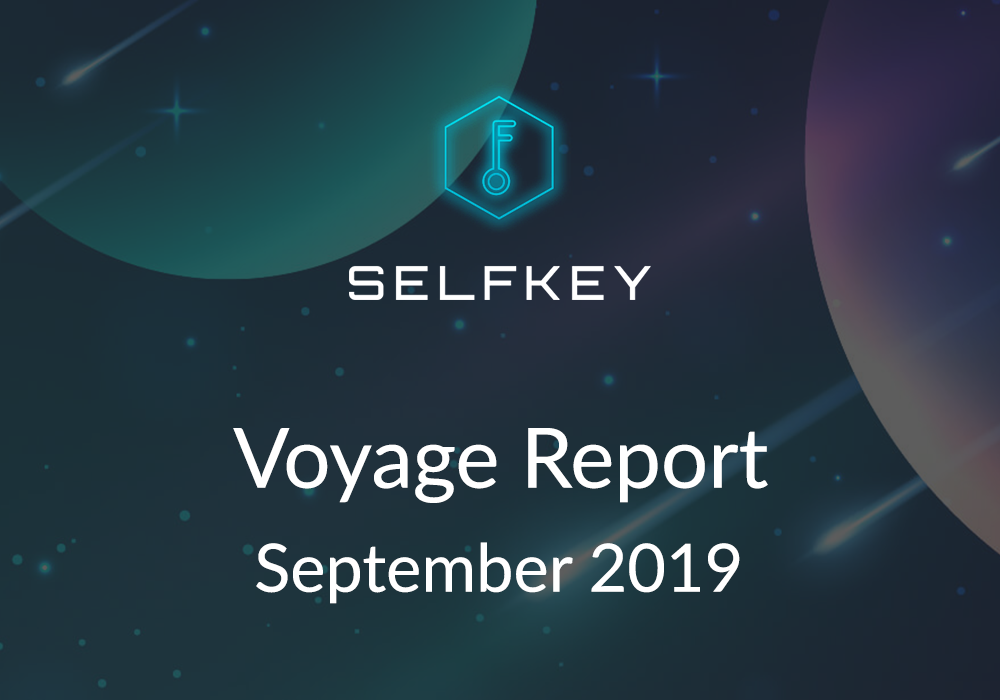 September Voyage Report