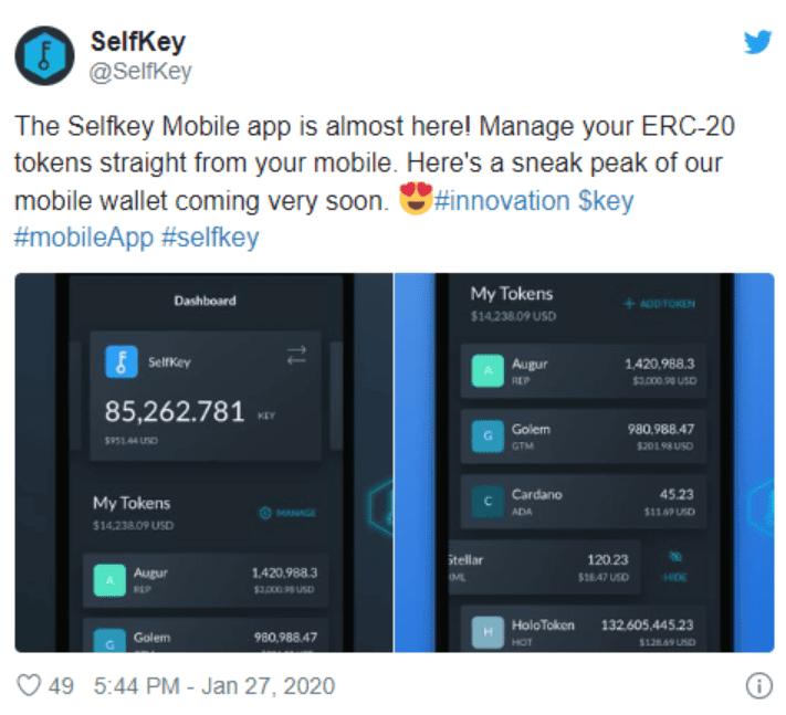 selfkey-tweet