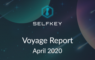 SelfKey Voyage Report for April
