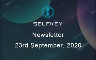 SelfKey Newsletter 23rd Sep