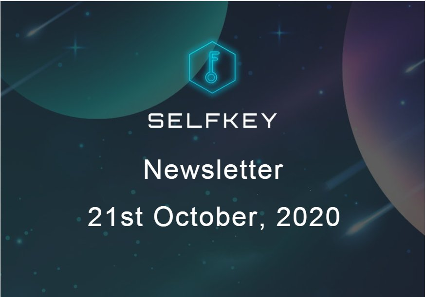 Regulatory Compliance DeFi - SelfKey Newsletter