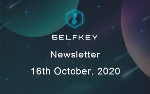 Certifiers Platform- SelfKey Newsletter - 16th Oct