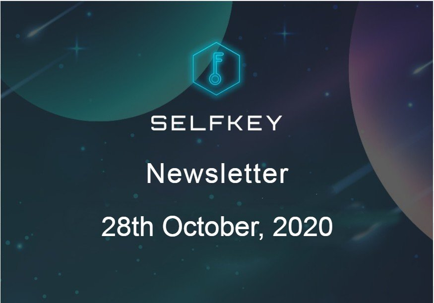 SelfKey Newsletter Crypto going mainstream
