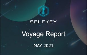 SelfKey Progress Report for May 2021