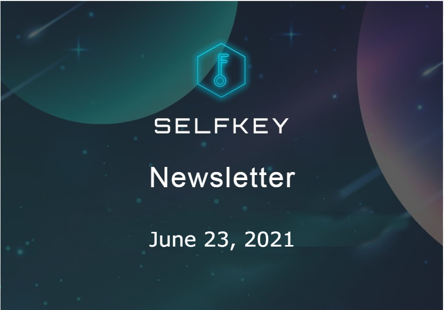 SelfKey Newsletter