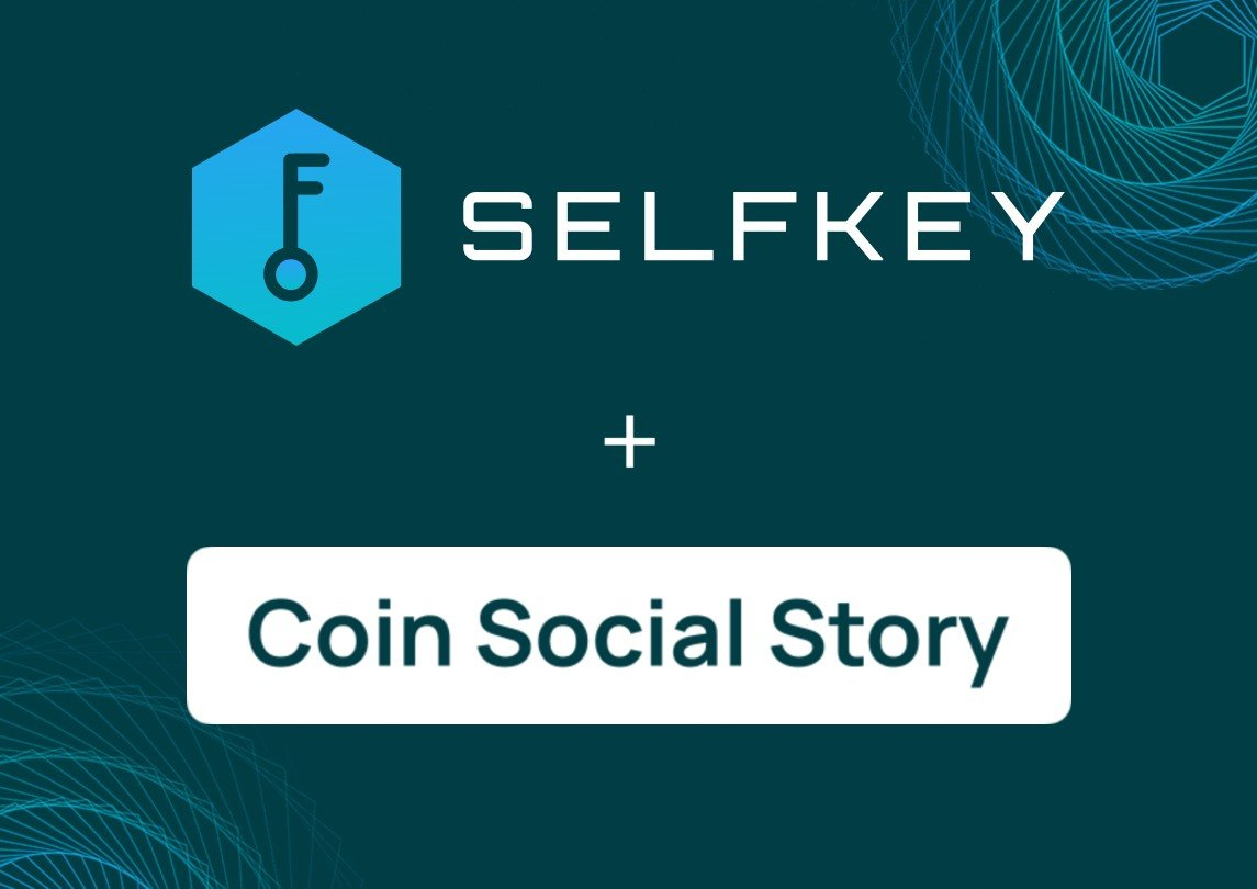 SelfKey Coin Social Story